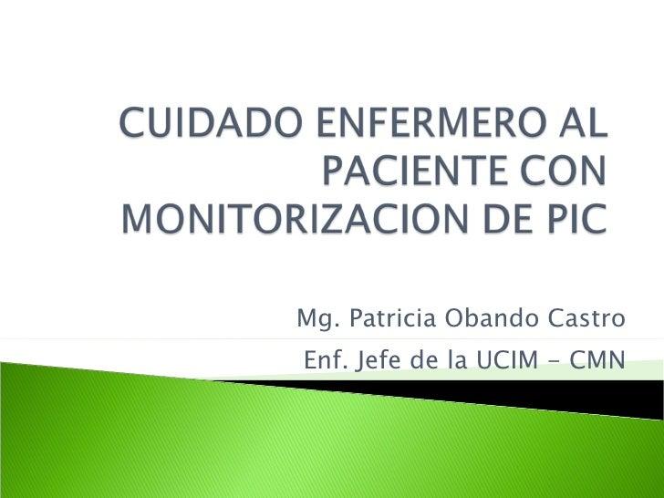 23. cuidado enfermero al paciente con monitorizacion de pic lobitoferoz13
