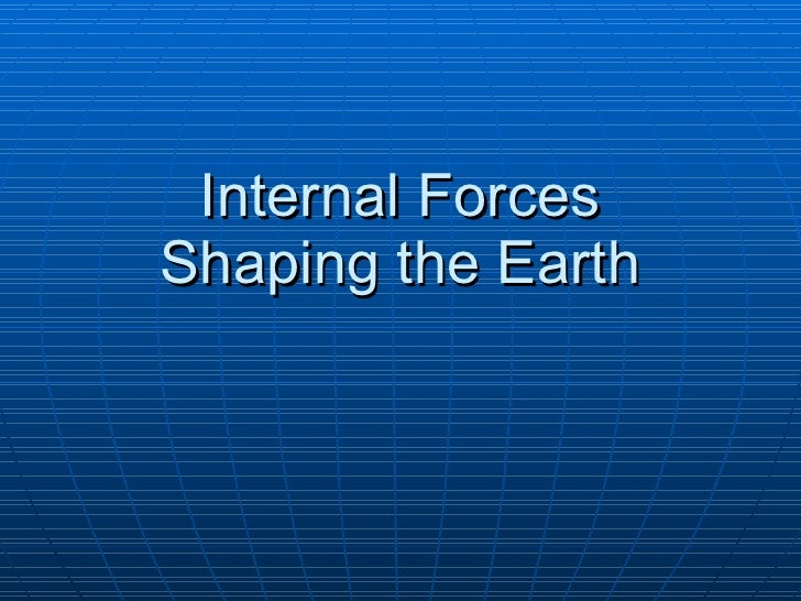 2.3 - Internal Forces