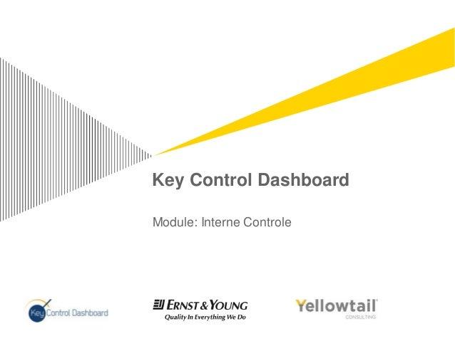 23092011 introductie key control dashboard v2.0