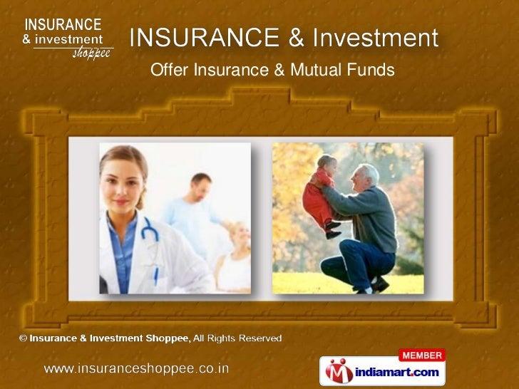 Insurance & Investment Shoppee Uttar Pradesh  INDIA