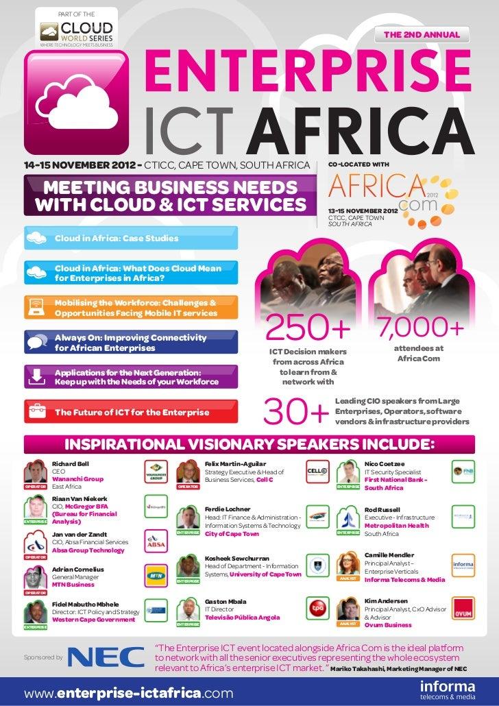 Enterprise ICT Africa