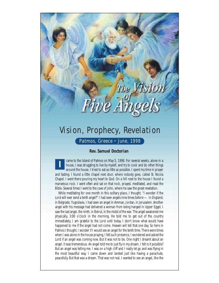 Vision, Prophecy, Revelation                     Patmos, Greece               •   June, 1998                             R...