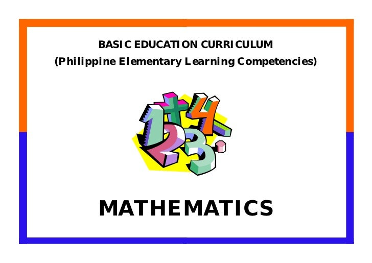 PELC Mathematics