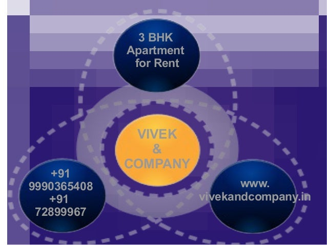 2 3 4 bedroom apartment on rent Gurgaon