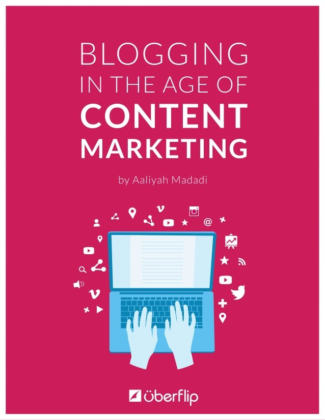 Why Blog ? Intro Two Peas in a Pod: Blogging and Content Marketing Identifying Your Target Audience(s) Getting Down to Bus...