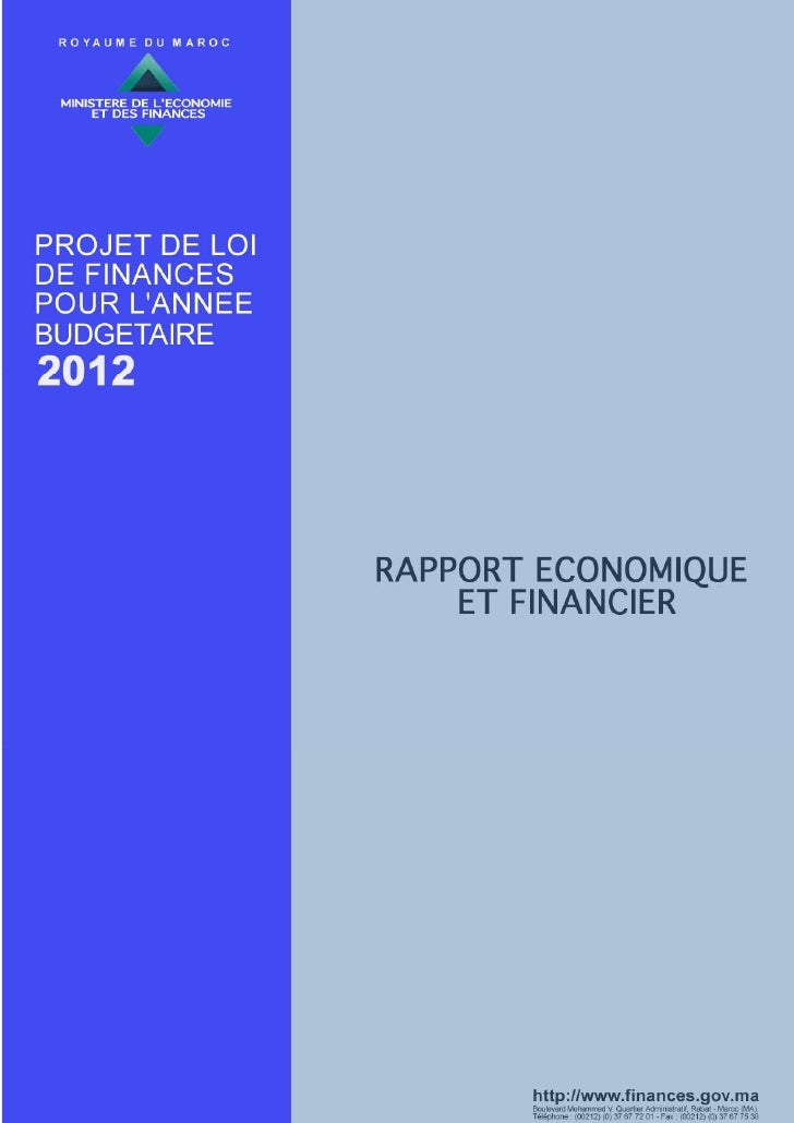 2384 rapport economique_financier