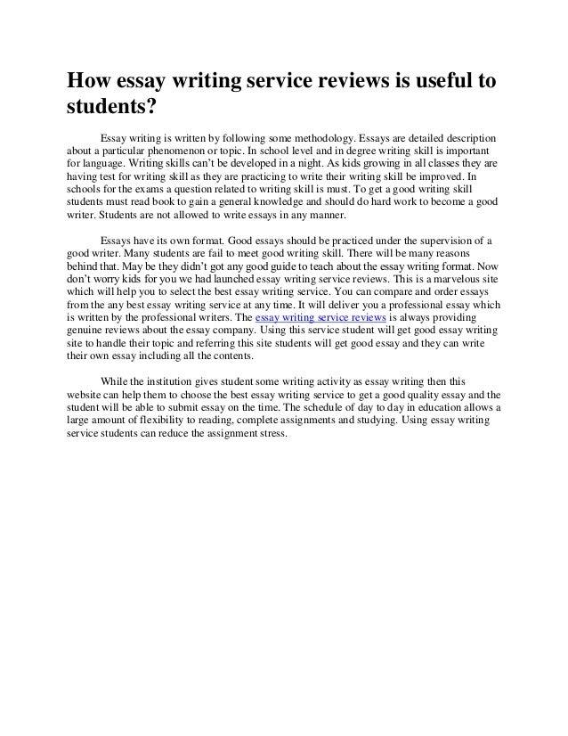 Dual enrollment essays