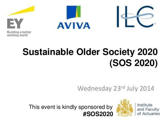 23Jul14 - ILC-UK_SOS 2020_Presentation