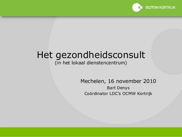 S2-3 Ocmw Kortrijk