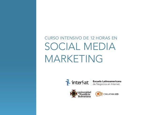 23 Curso Intensivo -  Social Media Marketing