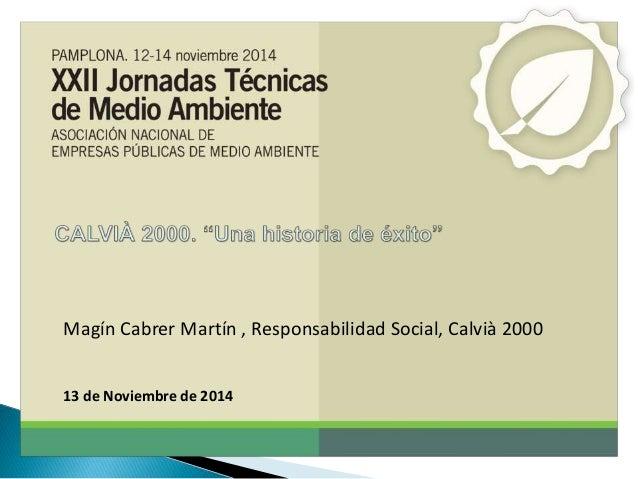 calvia 2000: