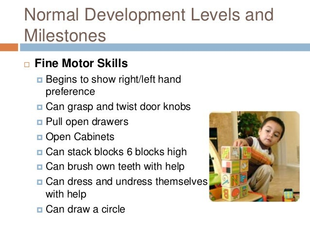 Sample Observation Paper for Child Development