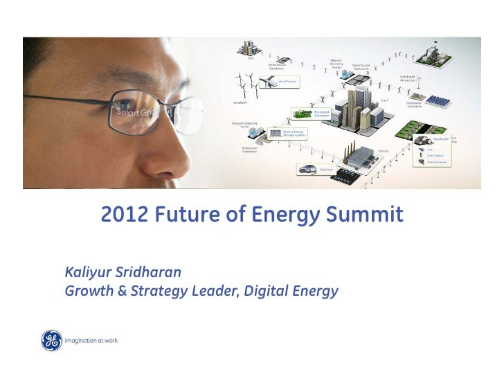 Supporting the commercialization of new energy technology by  Kaliyur Sridharan