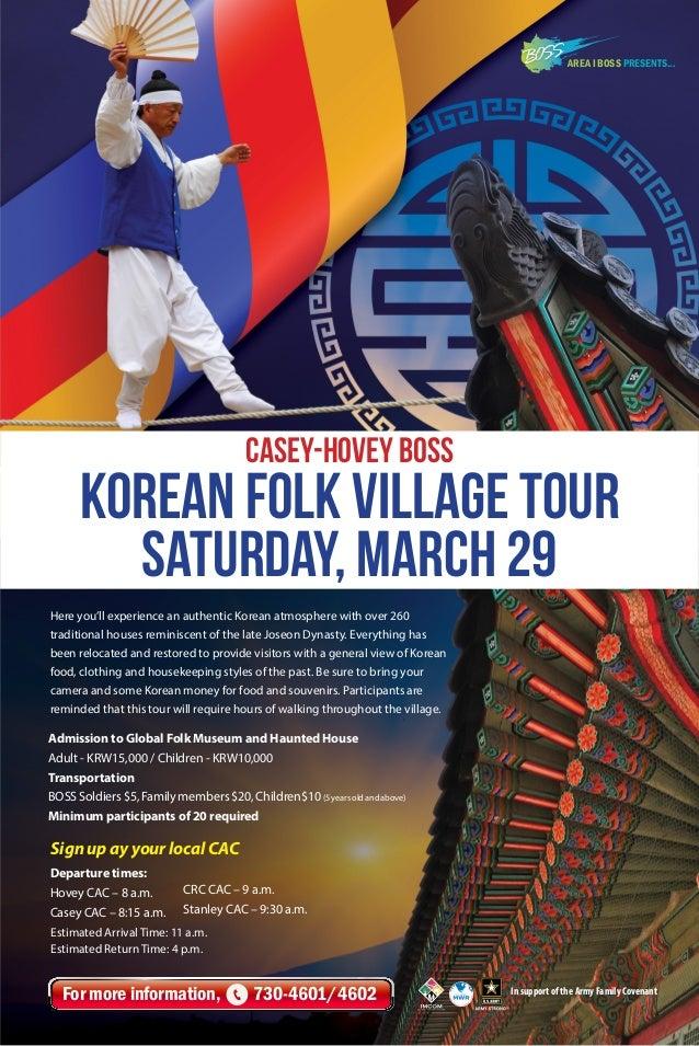 244 0329 korean folk village tour