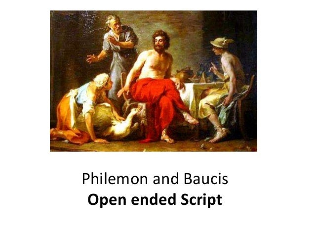 Baucis And Philemon Study Guide - ingehogar.com