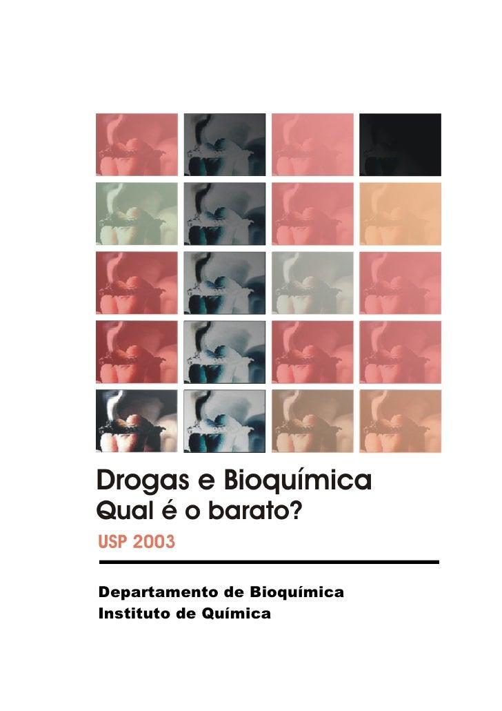 24592439 drogas-e-bioquimica-departamento-de-bioquimica-usp