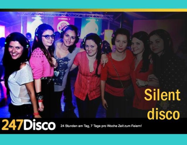 Silent disco häufig gestellte