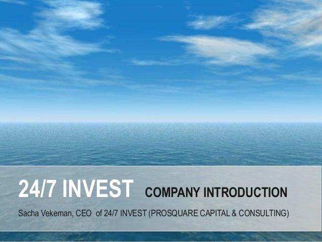 247 INVEST Company Presentation