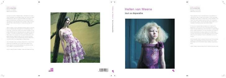Hellen Van Meene (by Ludion)