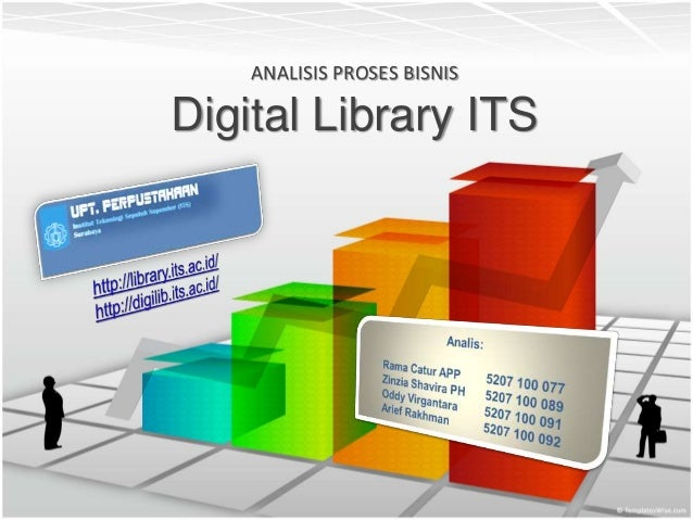 Analisis Proses Bisnis Digital Library ITS