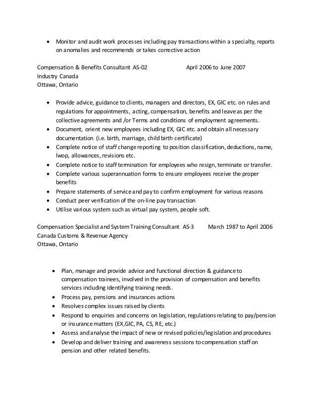 brigitte bellefeuille generic cv