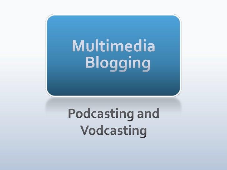 24com Blogging Workshop