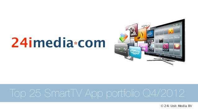 24i media App Portfolio 2012