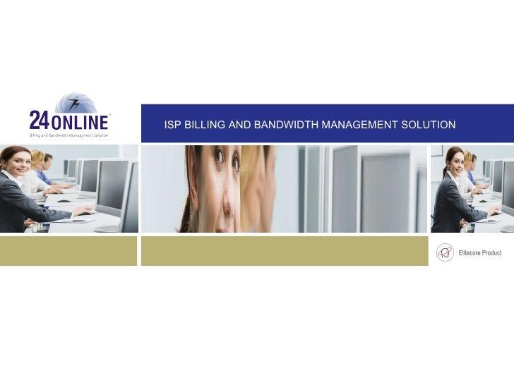 24online ISP presentation