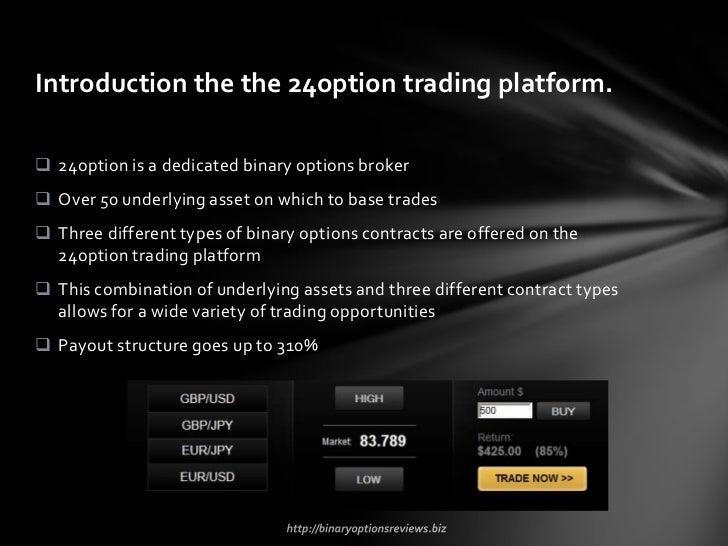 Option trading python