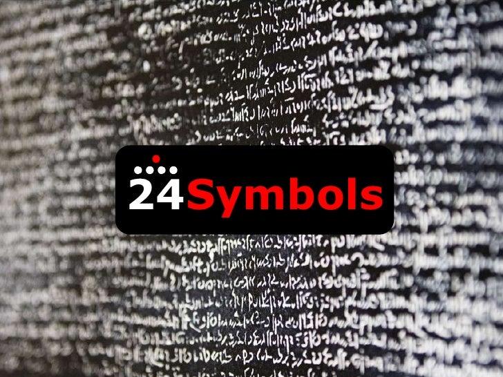 24symbols - Read and Share