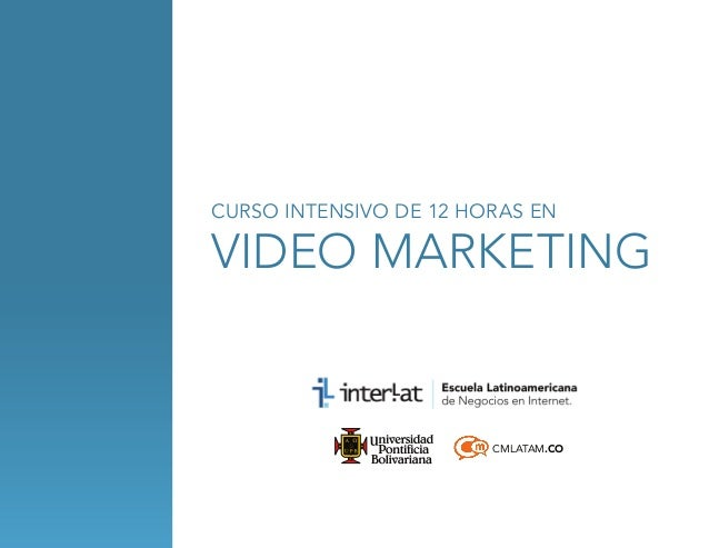 24 Curso Intensivo - Video Marketing