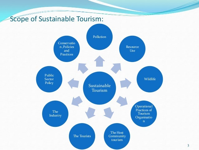 an assessment of sustainable tourism practices Principles in practice  assessment of progress toward sustainable development should: • be guided by a clear vision of sustainable development and goals.