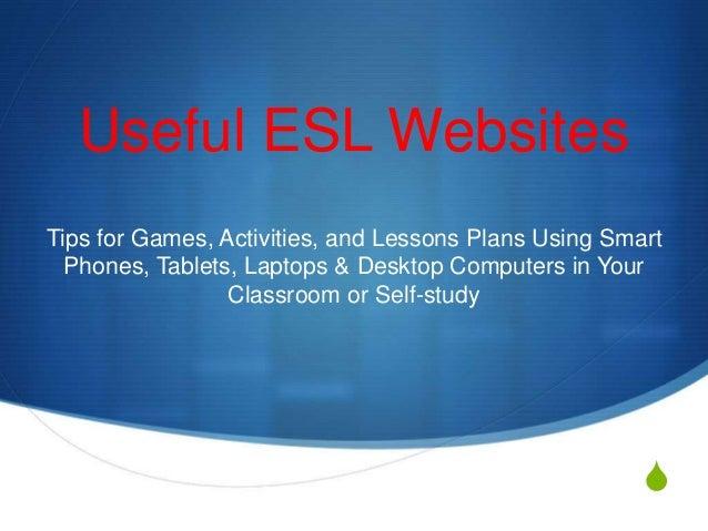 esl websites