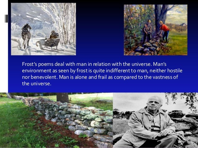 robert frost as a modernist poet Start studying robert frost's poetry learn vocabulary, terms, and more with flashcards, games, and other study tools.
