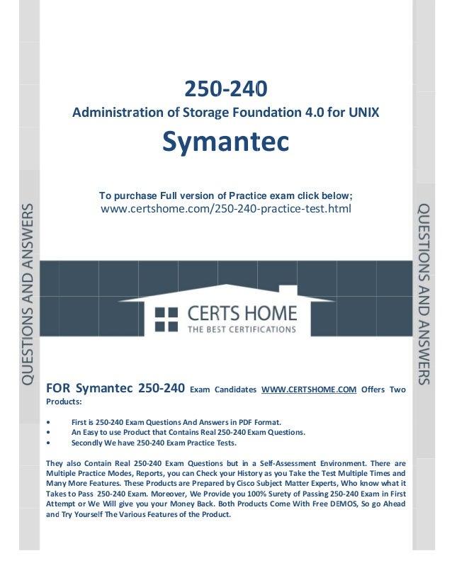 250-240 exam questions free pdf demo