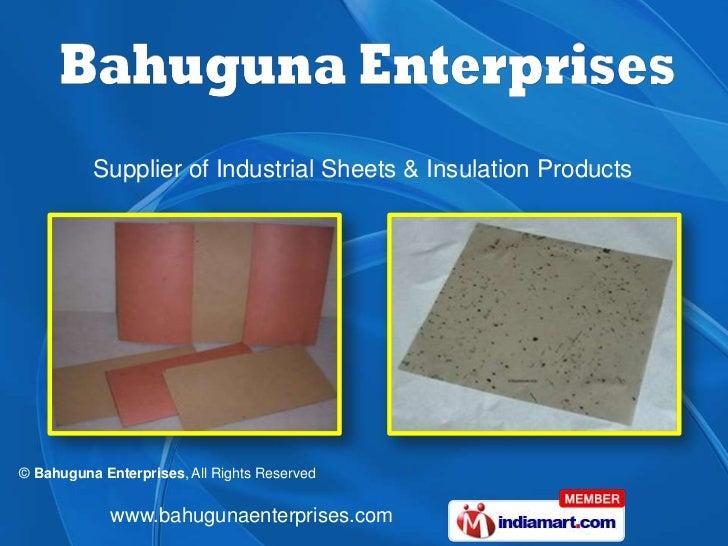 Bahugana Enterprises Delhi  India