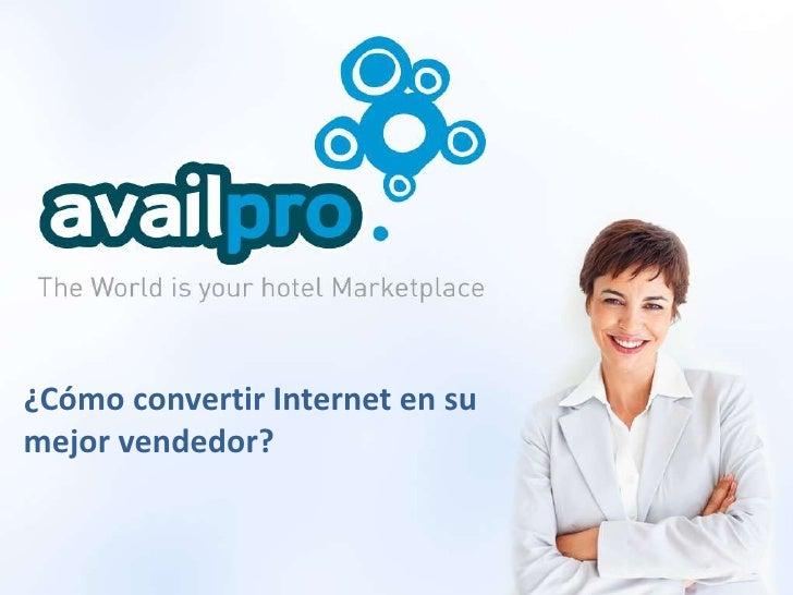 Availpro - Herramientas y estrategias para mejorar las ventas online