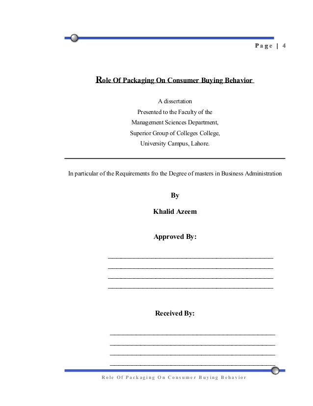 For Write England | uk dissertation consumer buying