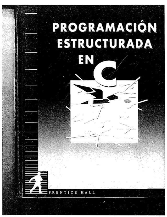 Programacion Estructurada en C - Antonakos