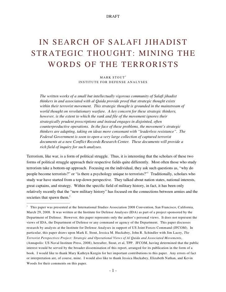 in-search-of-salafi-jihadist-strategic-thought
