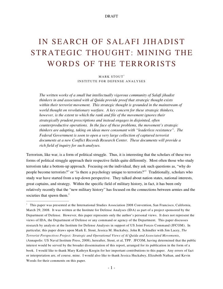 in-search-of-salafi-jihadist-strategic-thought