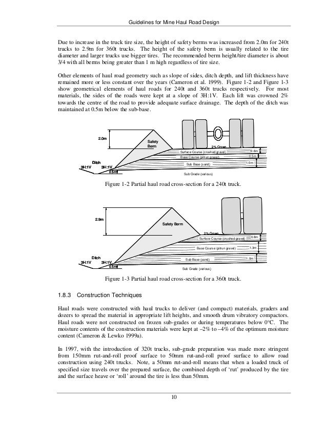 25947612 Haul road design guidelines 11672