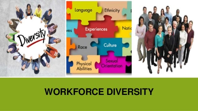 hrm diversity in the workforce Workplace diversity refers to the variety of differences between people in an  organization that sounds simple, but diversity encompasses race, gender,  ethnic.