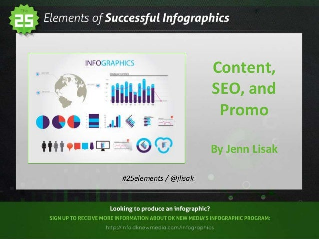 The 25 Elements of Successful Infographics