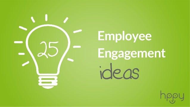 25 Employee Engagement Ideas iPKD33C5