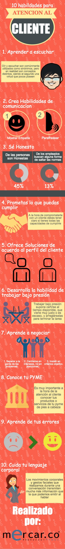 25 habilidades para la atencion al cliente