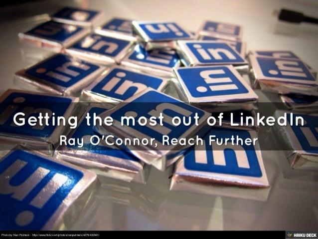 25 Linkedin Tips
