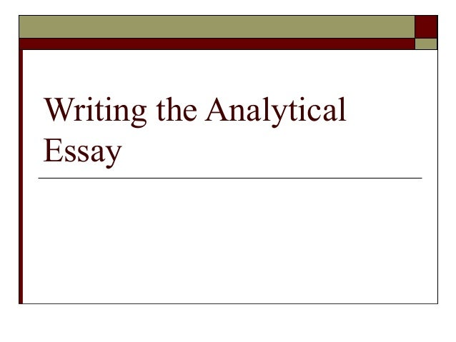 analytical essay humanities in write Rhetoric and composition/writing in the humanities write a thesis statement that ← advanced topics rhetoric and composition writing in the.