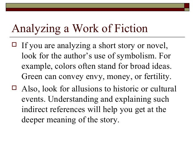 Historical Fiction Essay Example