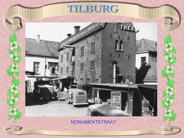 25 postkaarten van tilburg Hornstraat 25 Tilburg